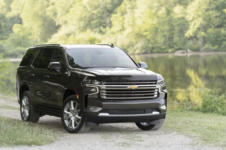 The 2021 Chevrolet Tahoe gets plenty of upgrades for the new model year, but that nose is one of the more questionable.