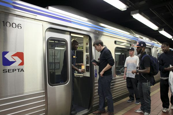 SEPTA offers late-night transit service on New Year's Eve