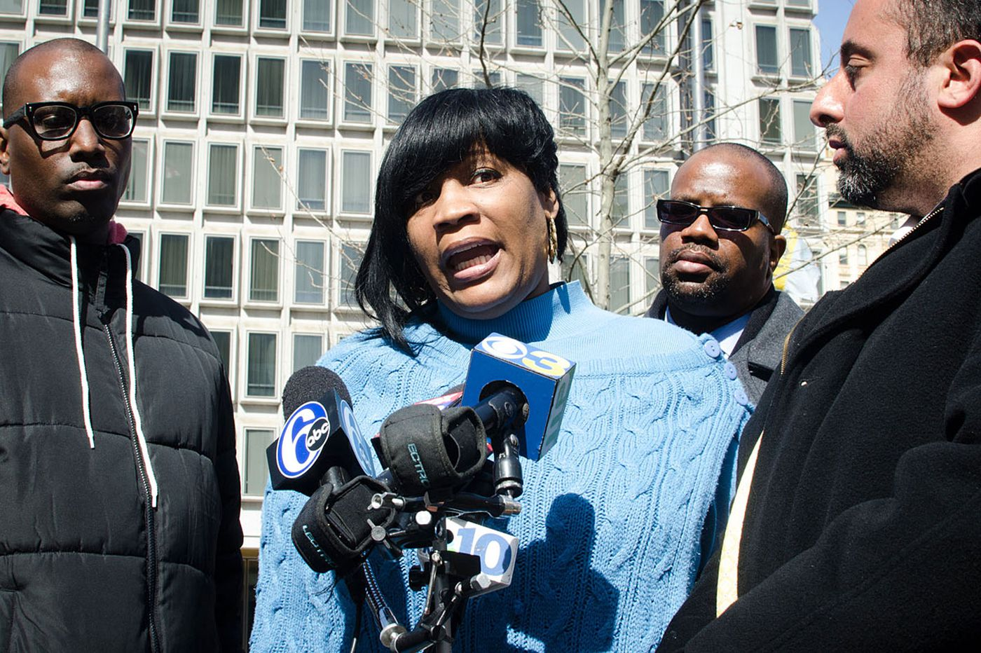 A year later, mother grieves over police shooting