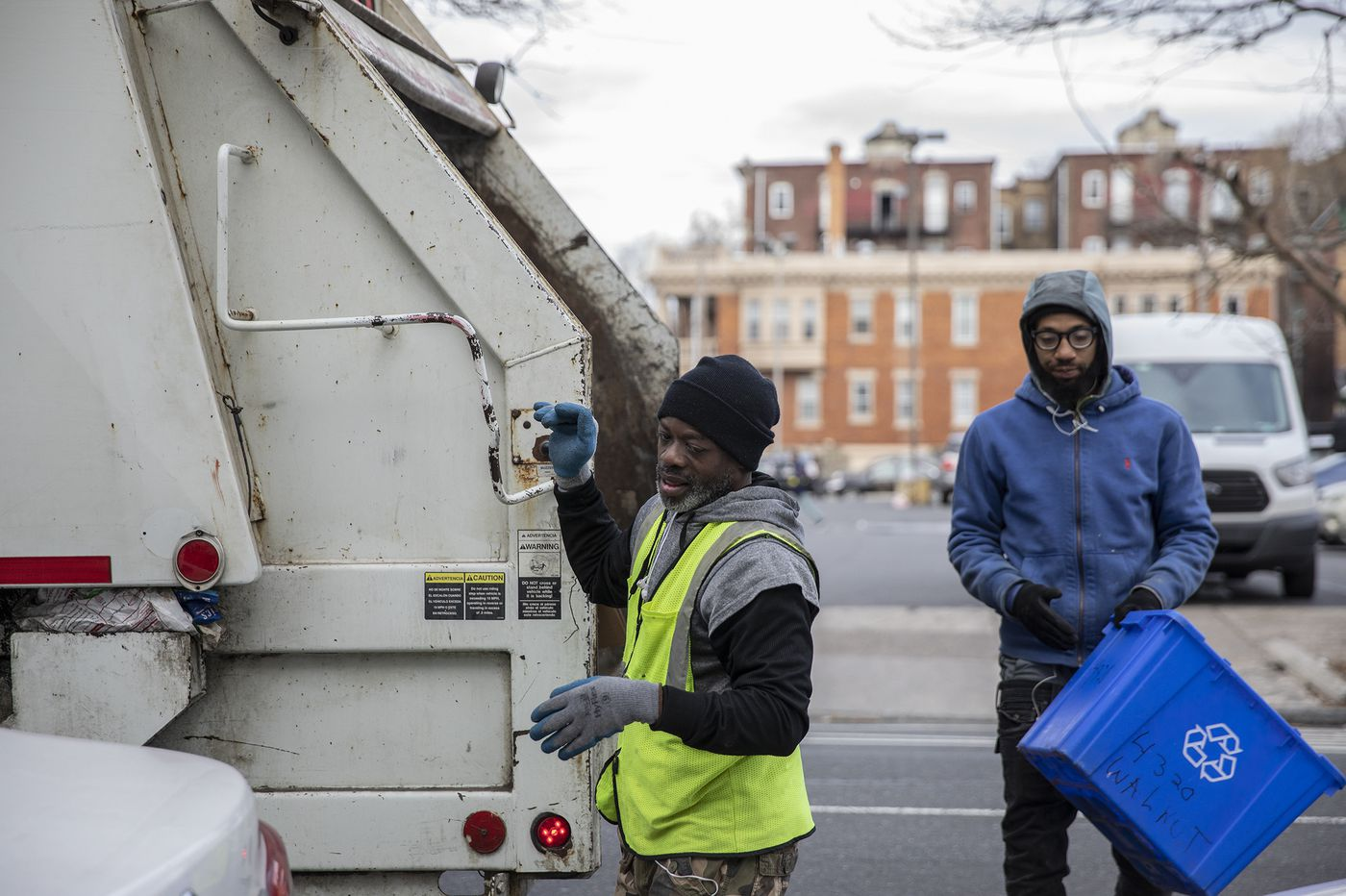 Philly will spend record amount in 2020 to have recycling hauled