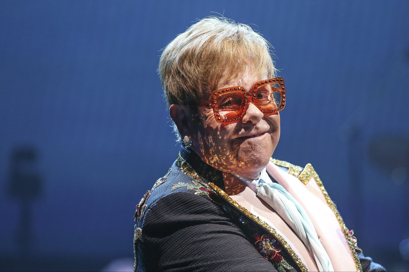 Elton John plays intimate surprise show at Parx Casino in Bensalem