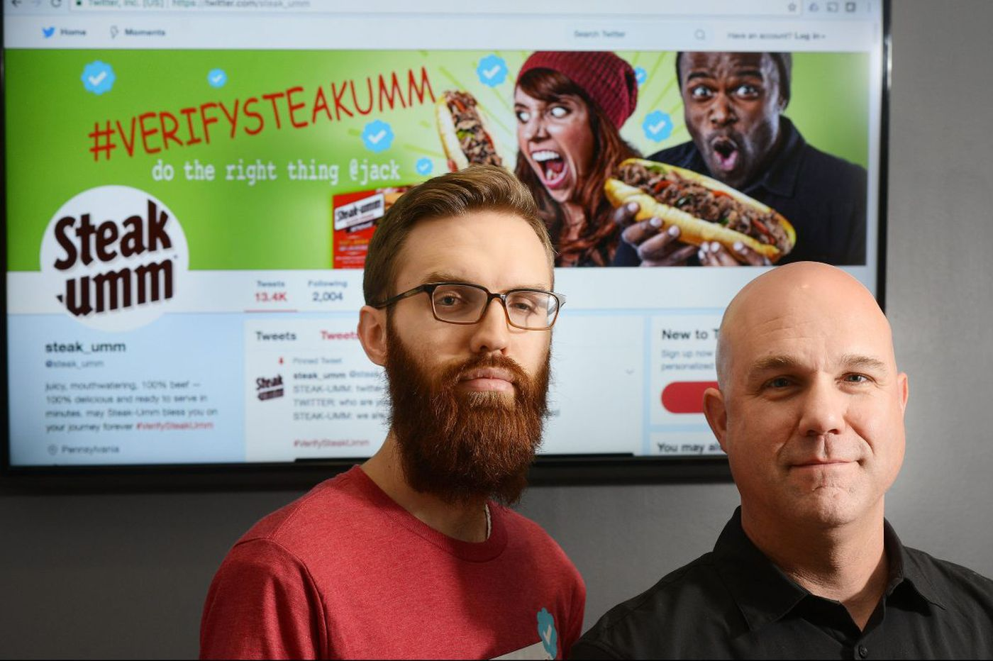 Steak-umm has a beef with Twitter