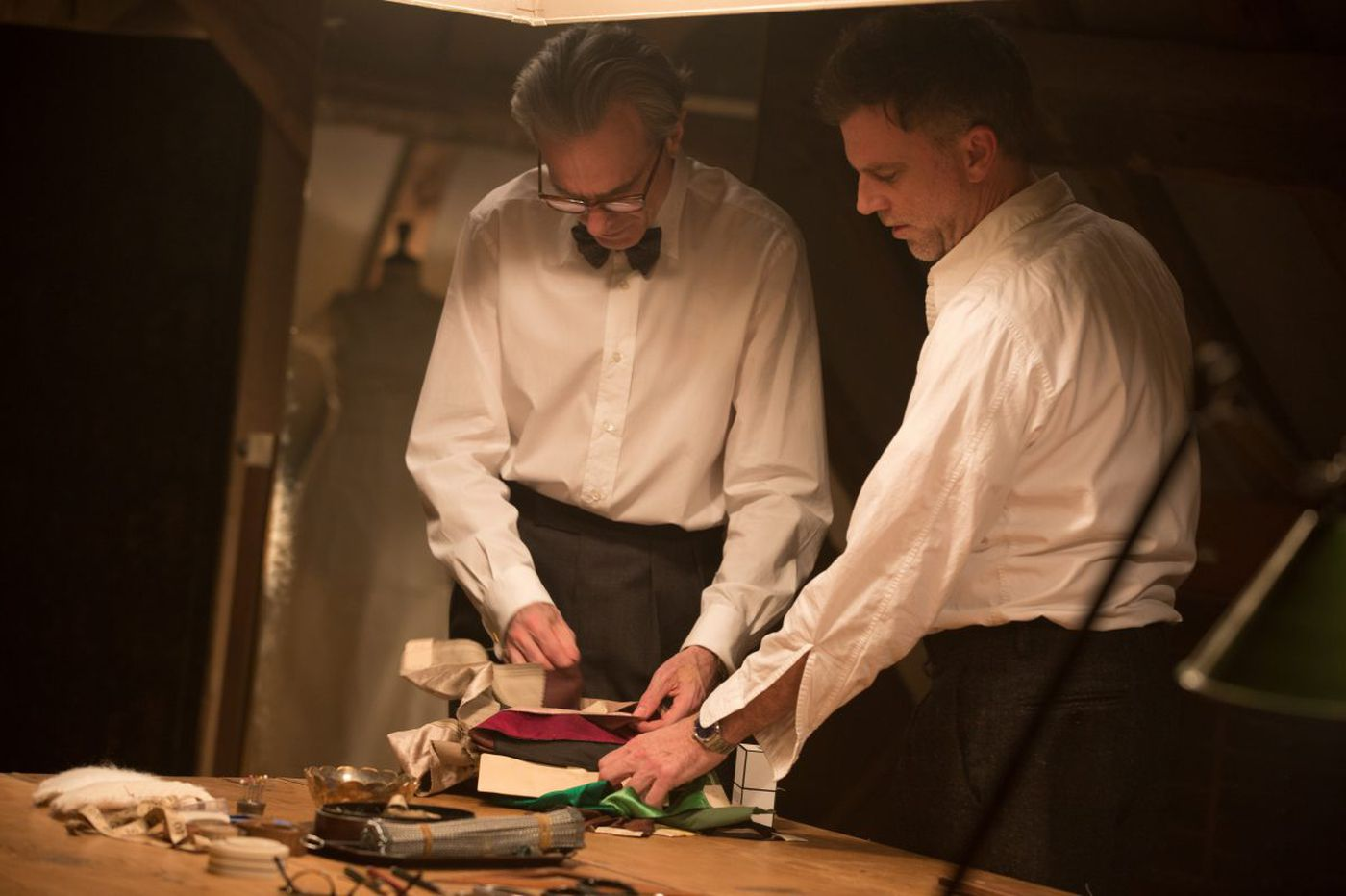 Director Paul Thomas Anderson: 'Phantom Thread' is funny, even if it made Daniel Day-Lewis announce plans to retire