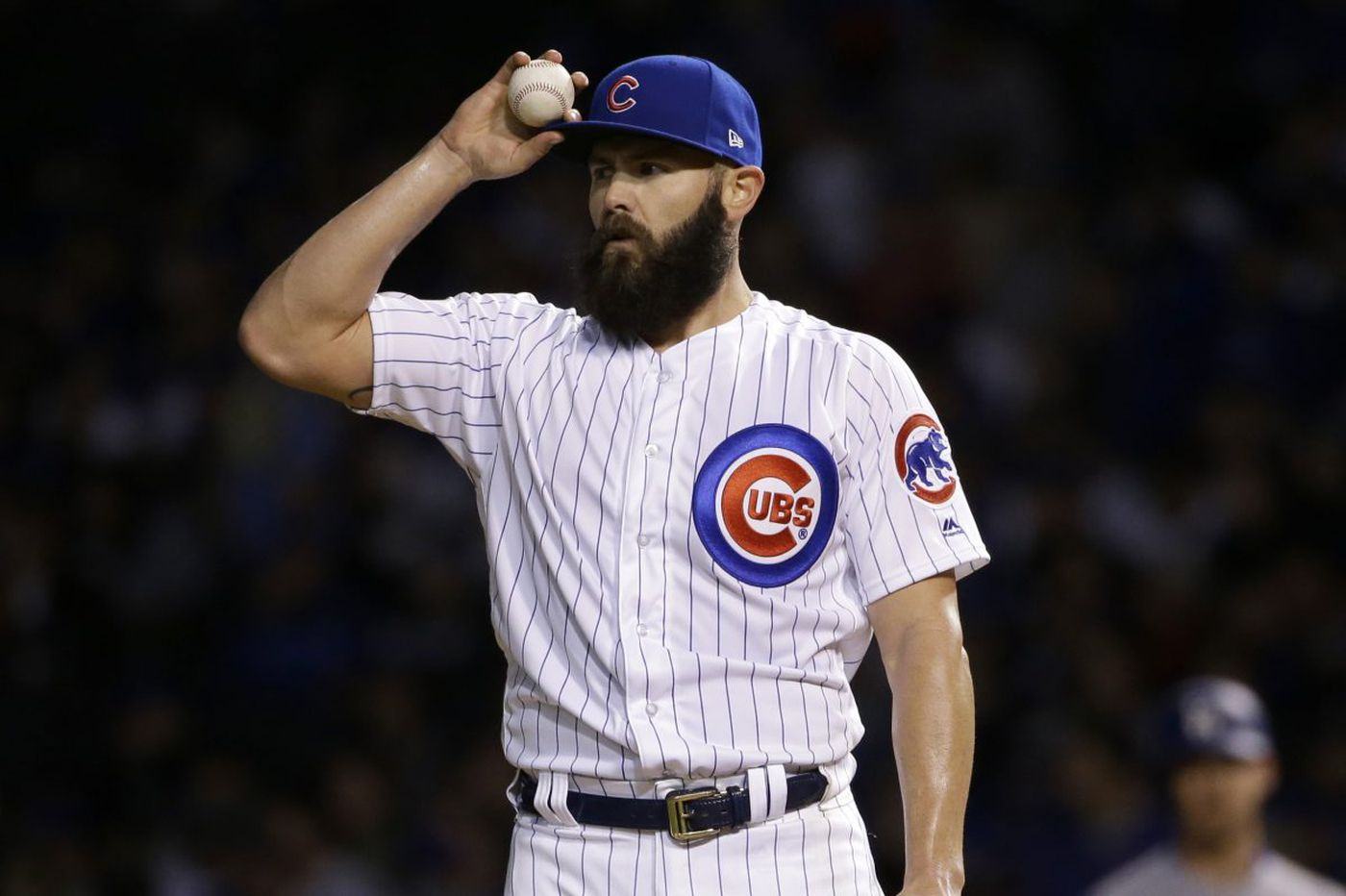 Phillies' Jake Arrieta ready for first career start against Cubs
