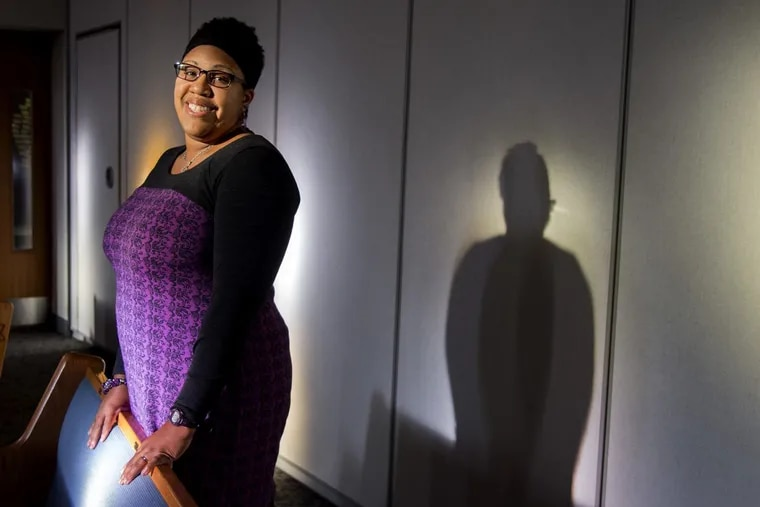 Rabbi Tiferet Berenbaum, 34, one of the few African American female rabbis in the country, was installed in July at Temple Har Zion in Mount Holly.  She made a long spiritual journey from her family's Southern Baptist roots.