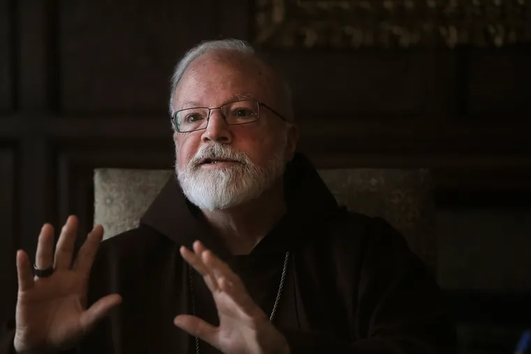 During an interview in the rectory at the Cathedral of the Holy Cross, Boston Cardinal Sean P. O'Malley discusses the failure of Catholic Church leadership to reform in the wake of the Boston sexual abuse scandal in 2002.