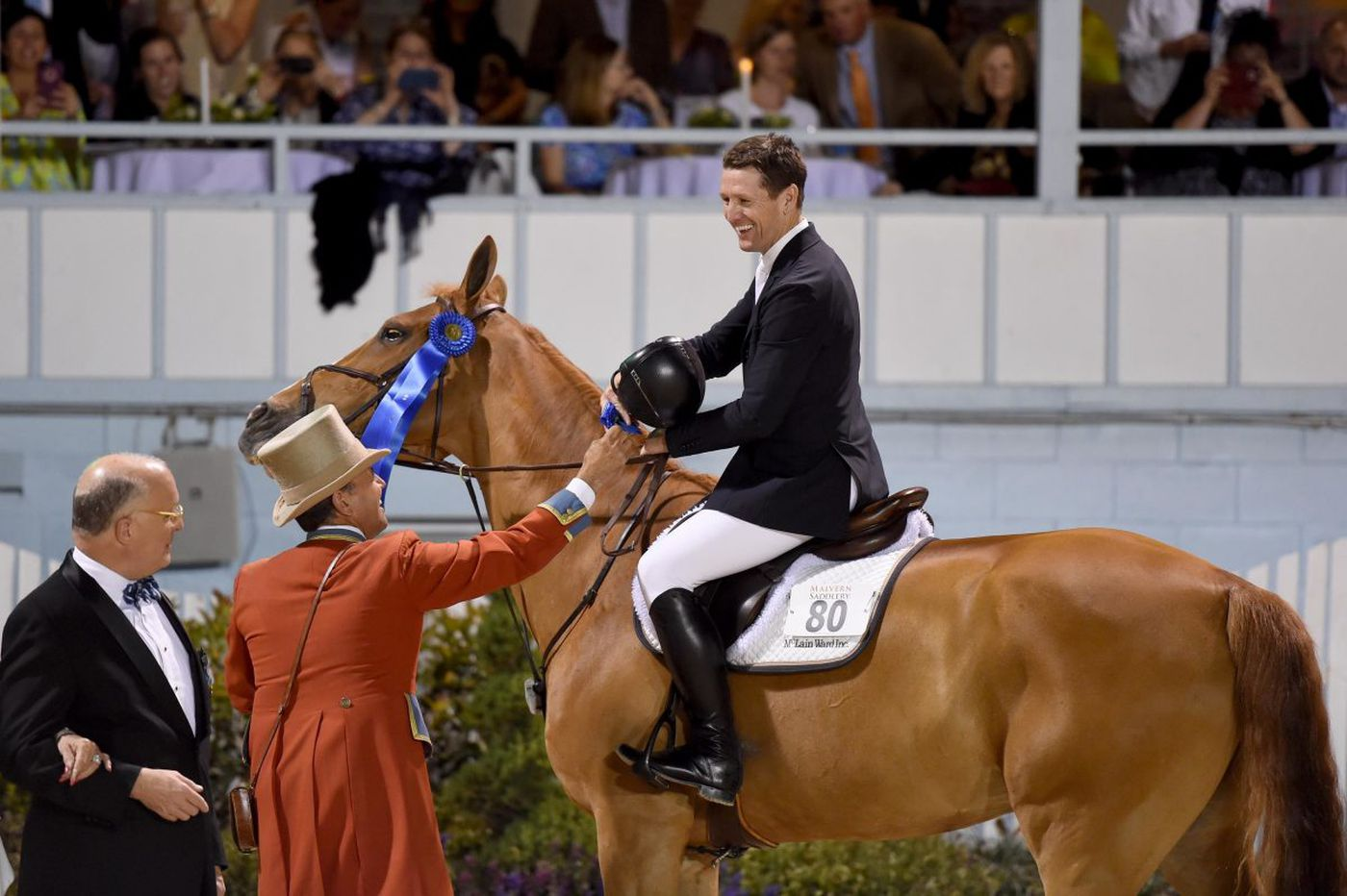 Devon Horse Show's Sapphire Grand Prix includes top U.S. riders