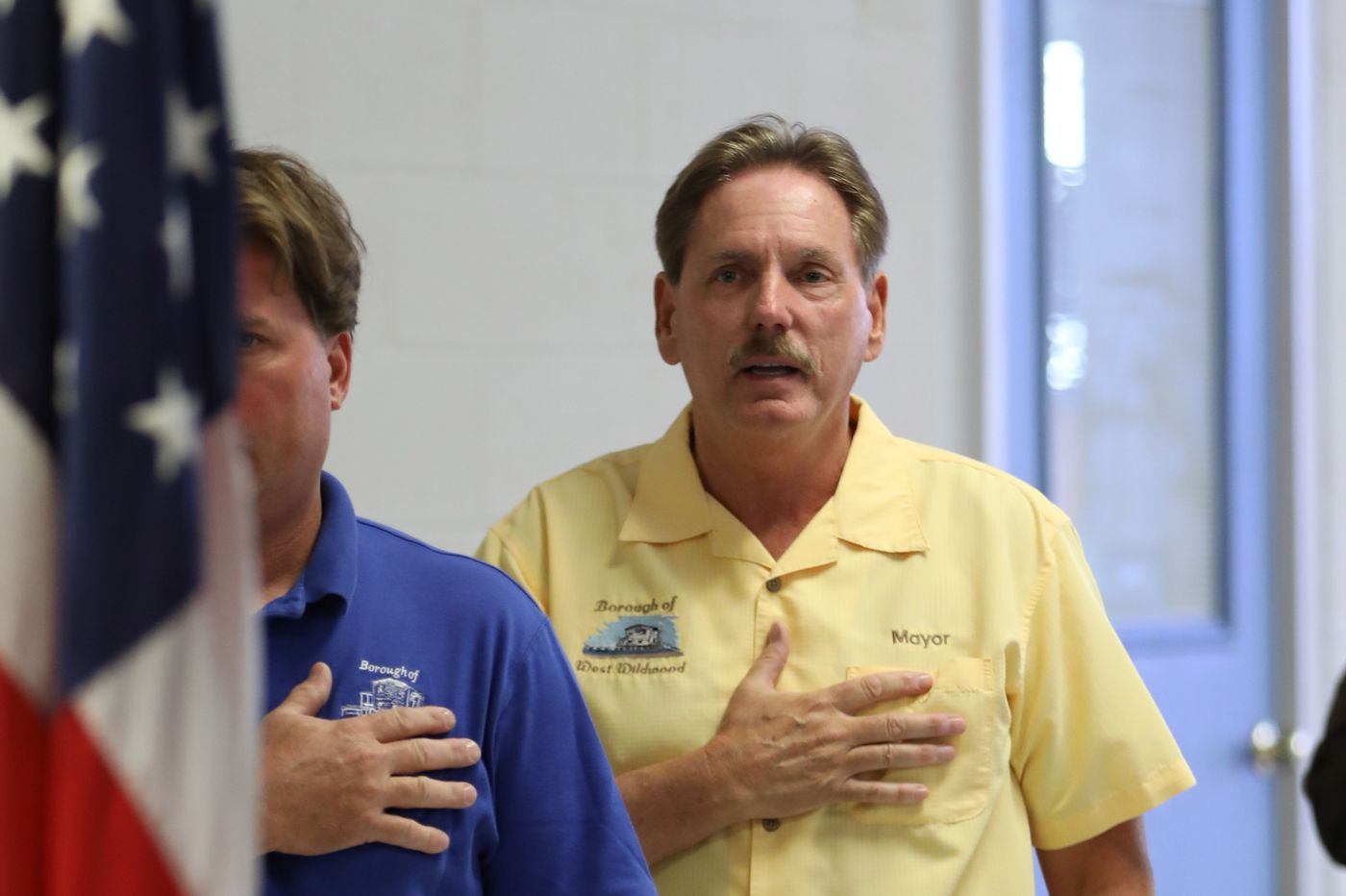 West Wildwood Mayor Christopher Fox: State ethics violations against me are 'a joke'