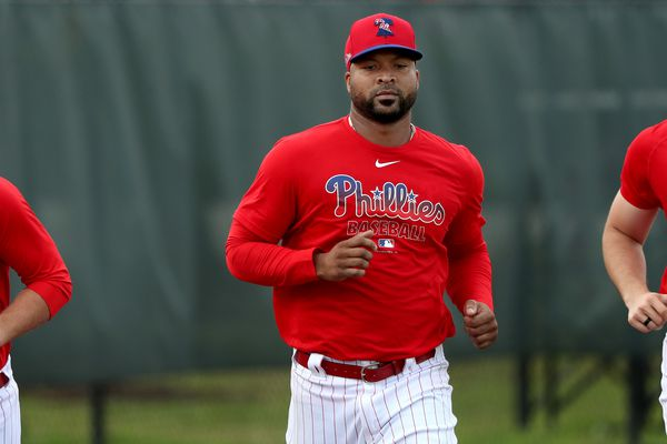Phillies nonroster invitee Francisco Liriano has mixed emotions about World Series ring he won with Houston