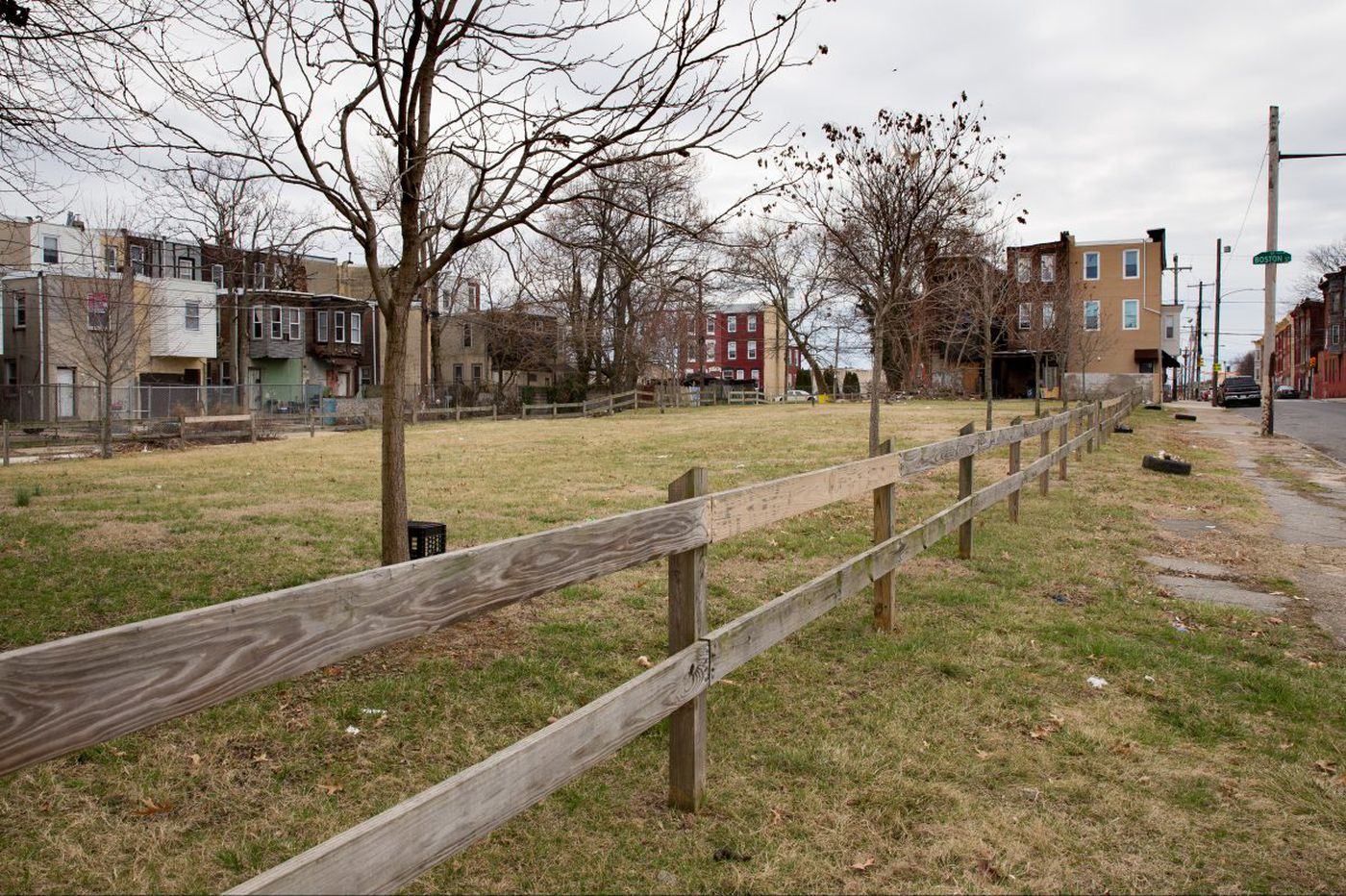 Gun violence can be reduced by clearing vacant lots, study finds