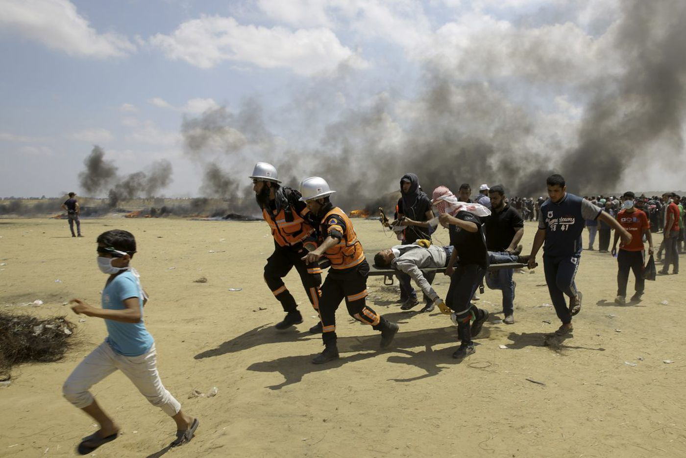 Truth about Gaza: 3 myths keeping U.S., Jerusalem from owning up to their roles in the crisis | Trudy Rubin