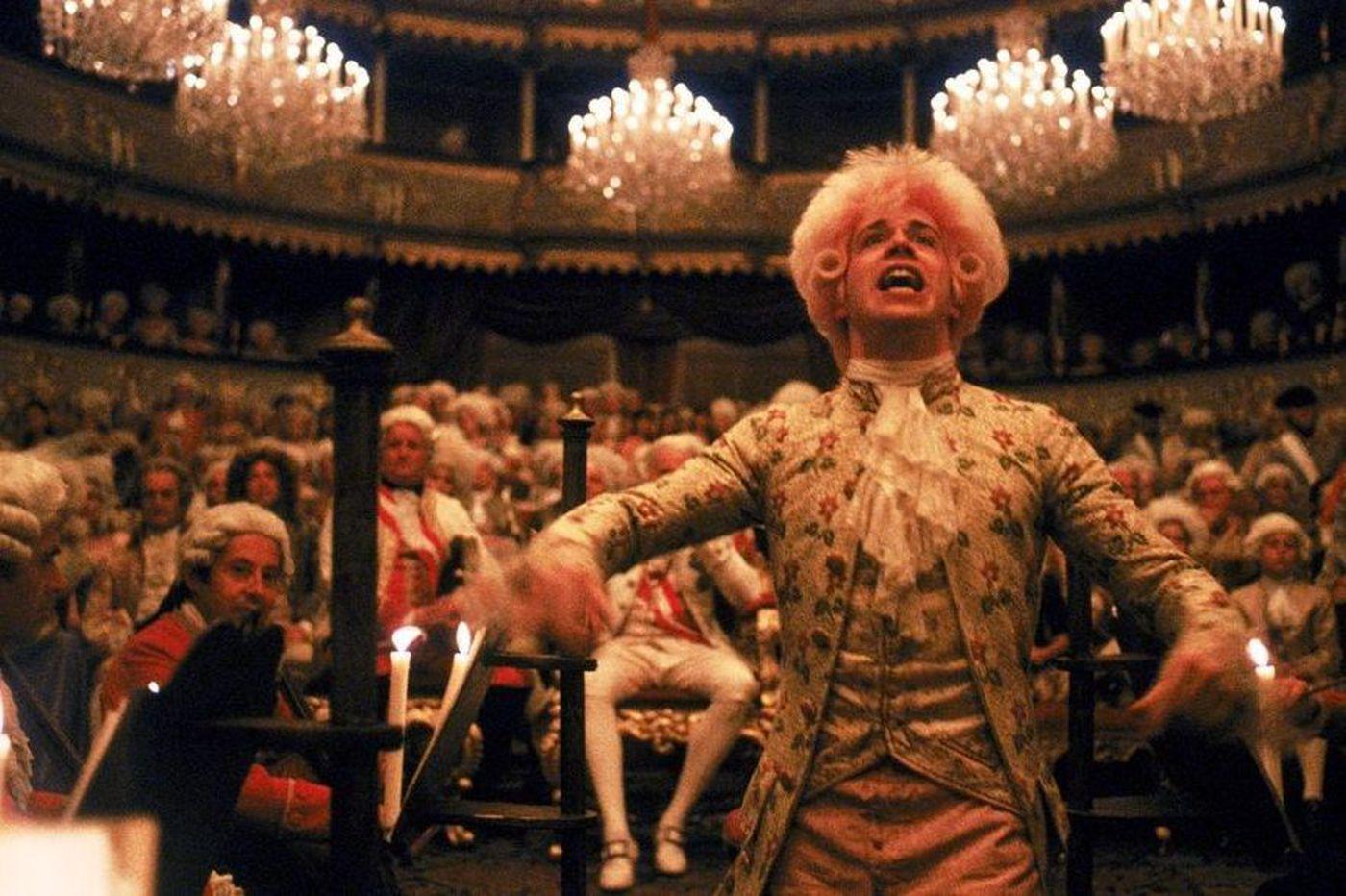 Philadelphia Orchestra and 'Amadeus': Still a big tease