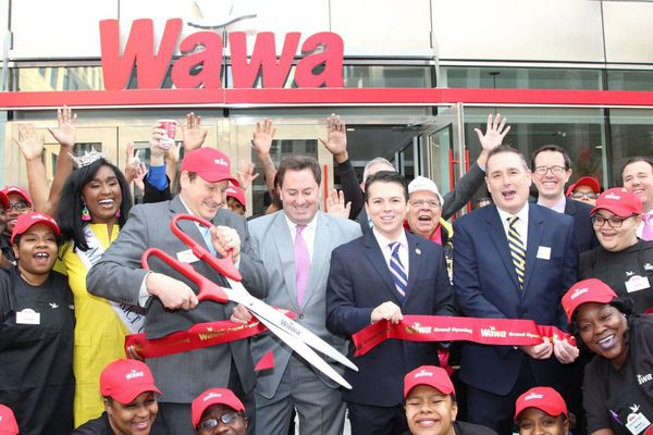 Largest Wawa ever opens in D.C., but chain still has big plans for Philly
