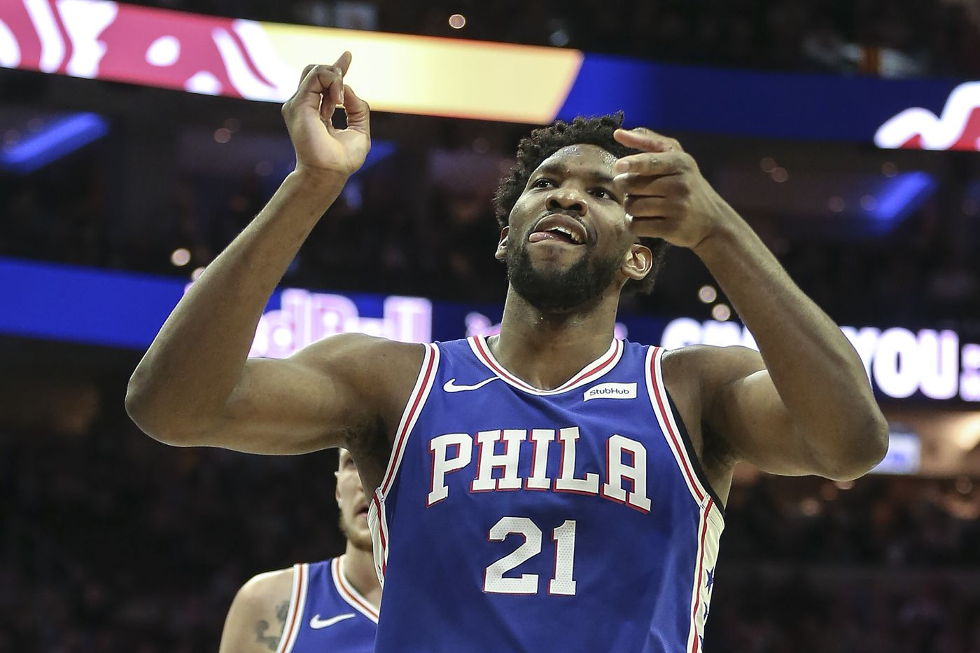 Sixers' Joel Embiid, Wilson Chandler questionable against Indiana Pacers