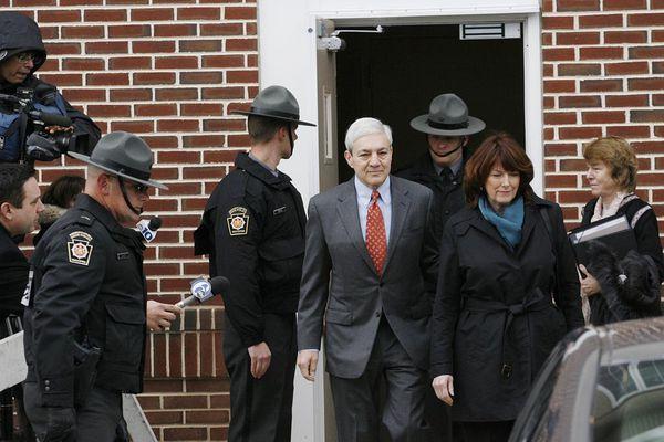 Penn State ex-president Spanier's request for appeal denied
