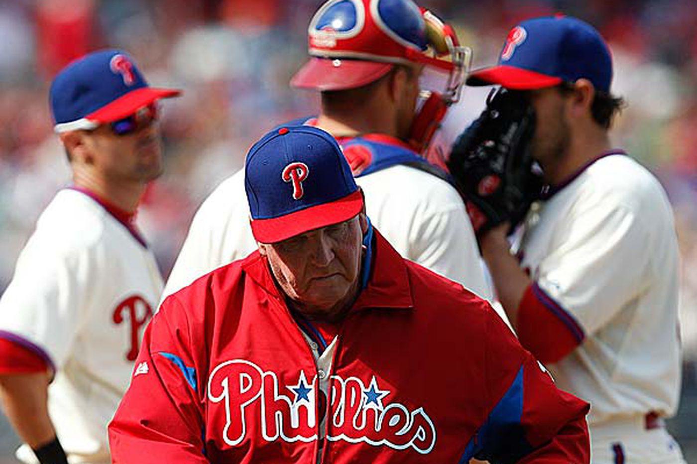 Phillies' middle 'pen men mediocre