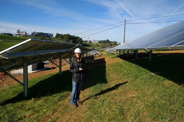 Solar as a crop? Penn State to install state's largest solar array on 500 acres of farmland.