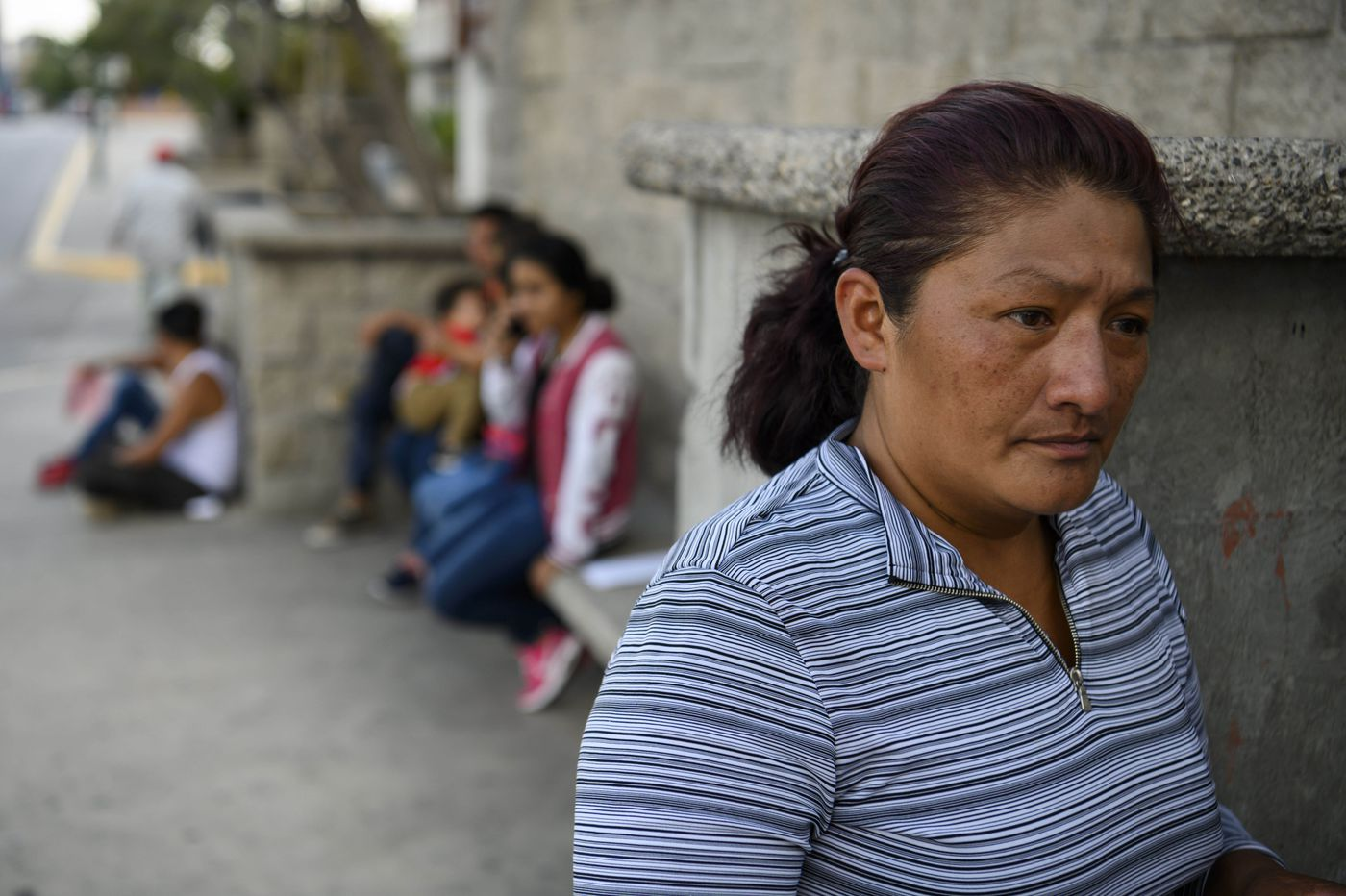 Asylum officers say Trump policy threatens migrants' lives, ask federal court to end it