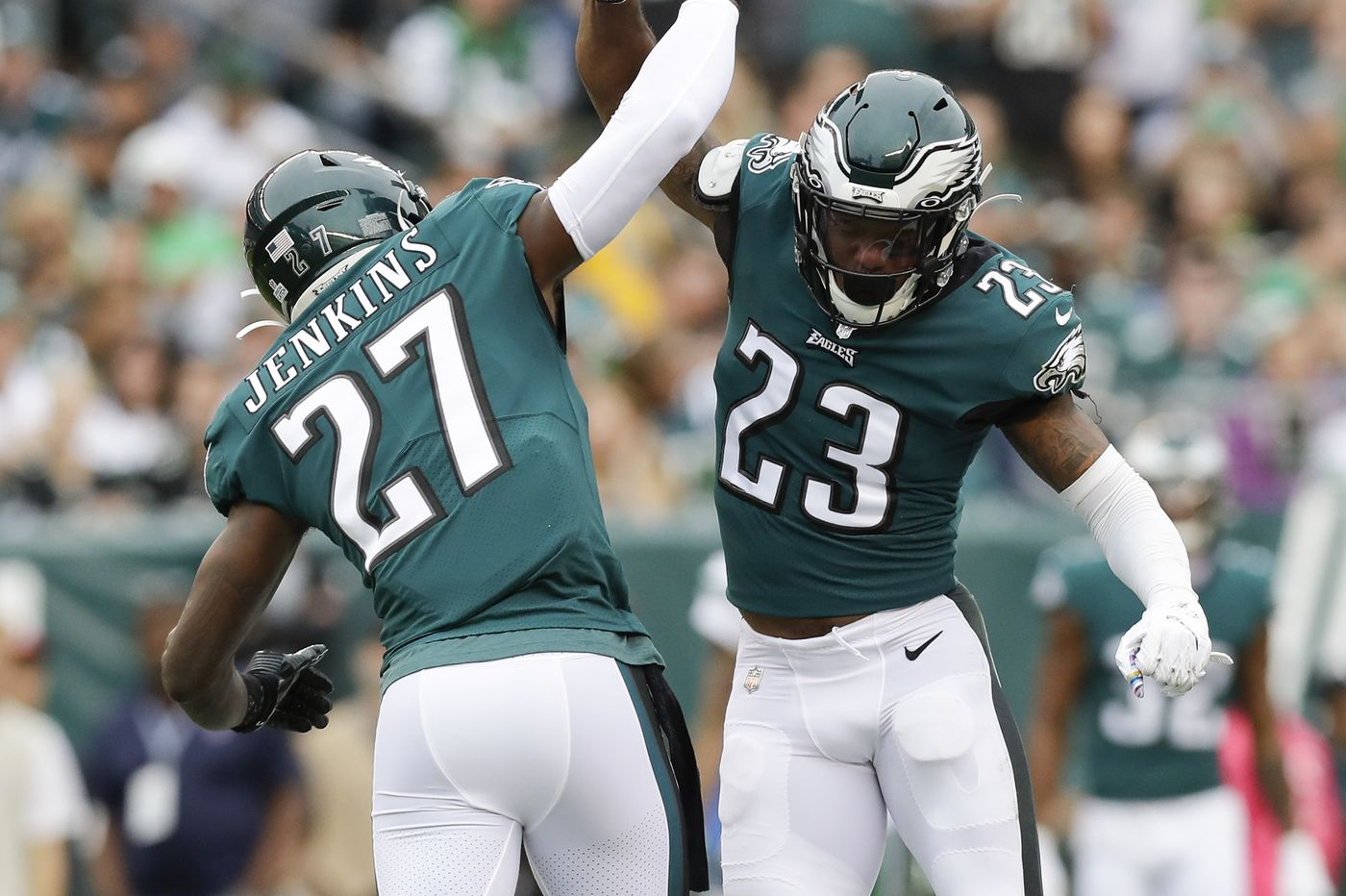 Eagles re-sign Rodney McLeod to two-year deal after releasing Malcolm Jenkins