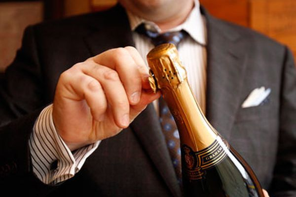 Why spend a bunch on fancy champagne?