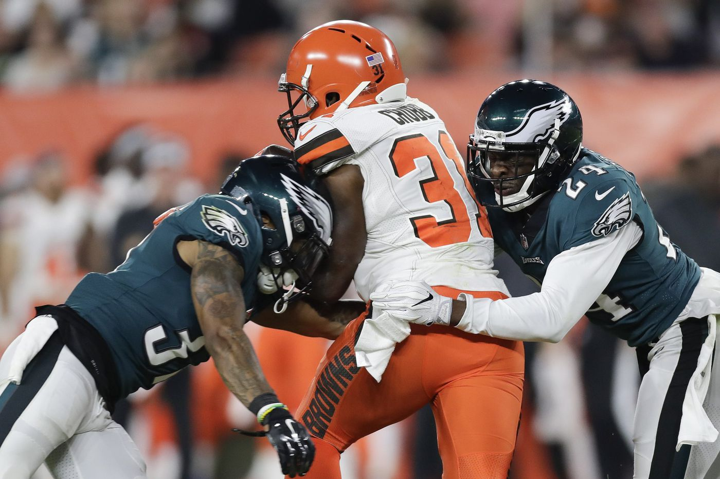 The NFL's difficult balancing act: Troy Vincent wants to protect players without diminishing the game