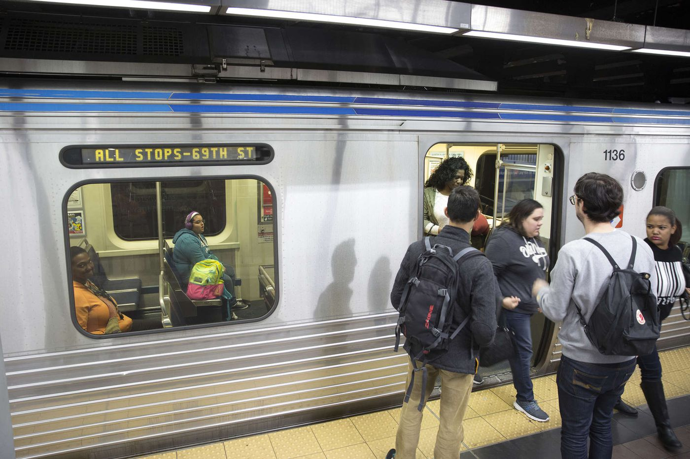 SEPTA to end A/B stops on the Market-Frankford Line