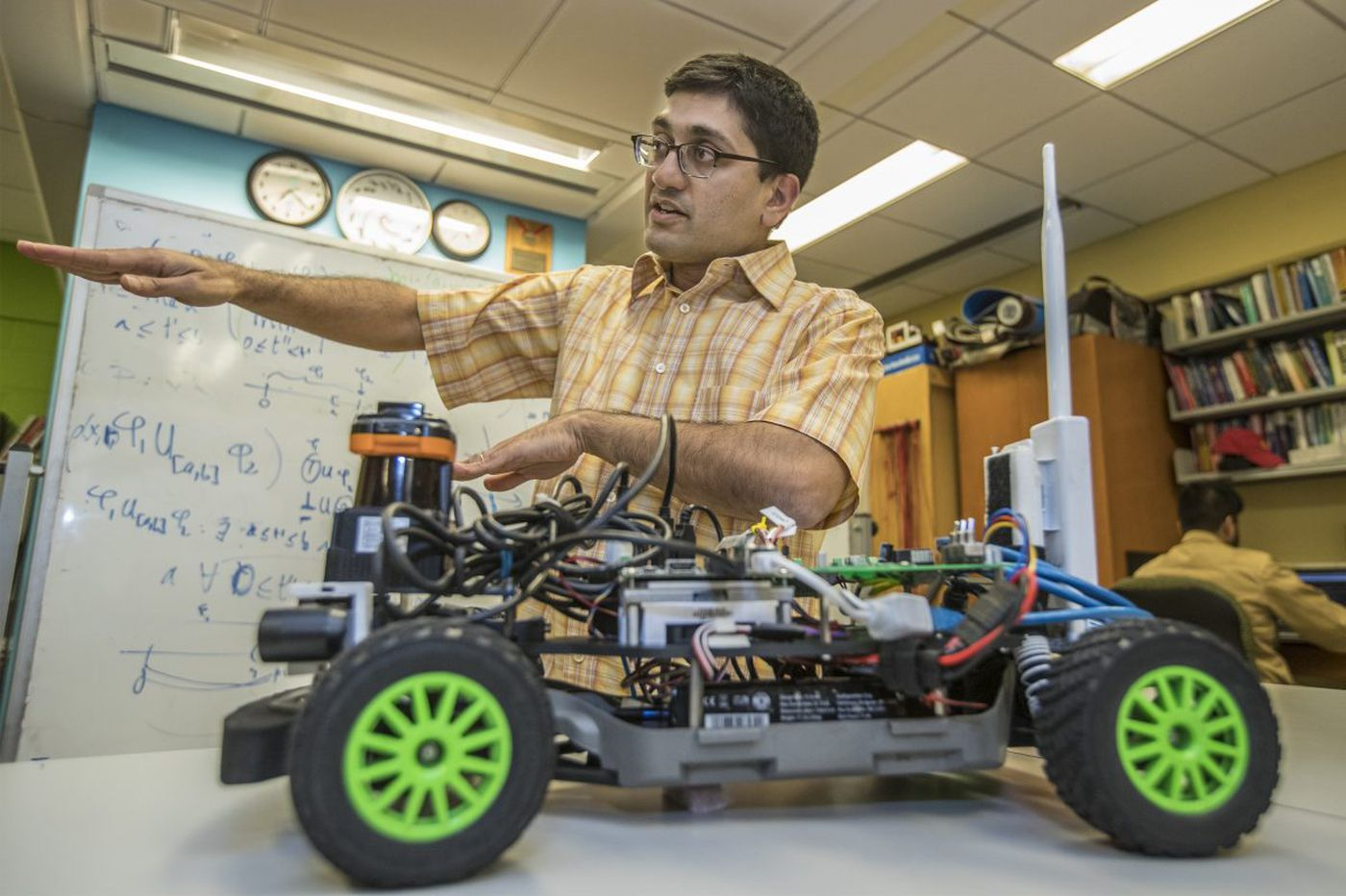 Can driverless cars be safe? Grand Theft Auto helps Penn scientists find out