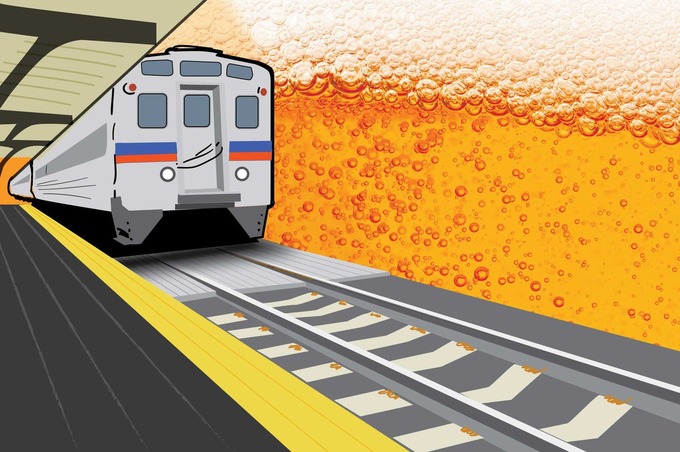 Hop on Philly's 'Beer Train' to try these 10 breweries and beer bars