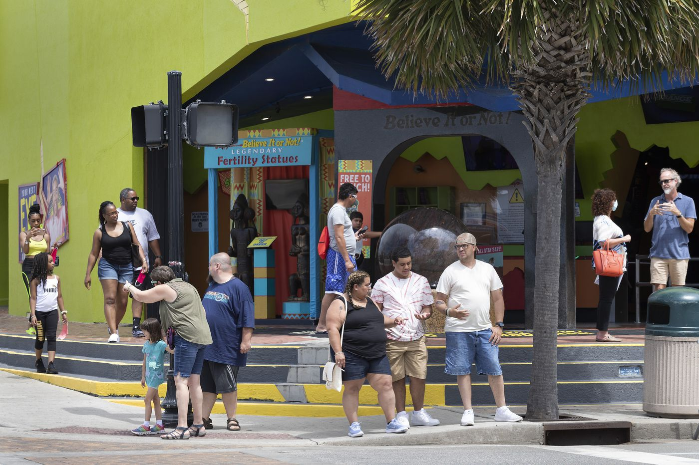 Myrtle Beach reopened to survive the summer. Now, it's a coronavirus 'petri dish.'