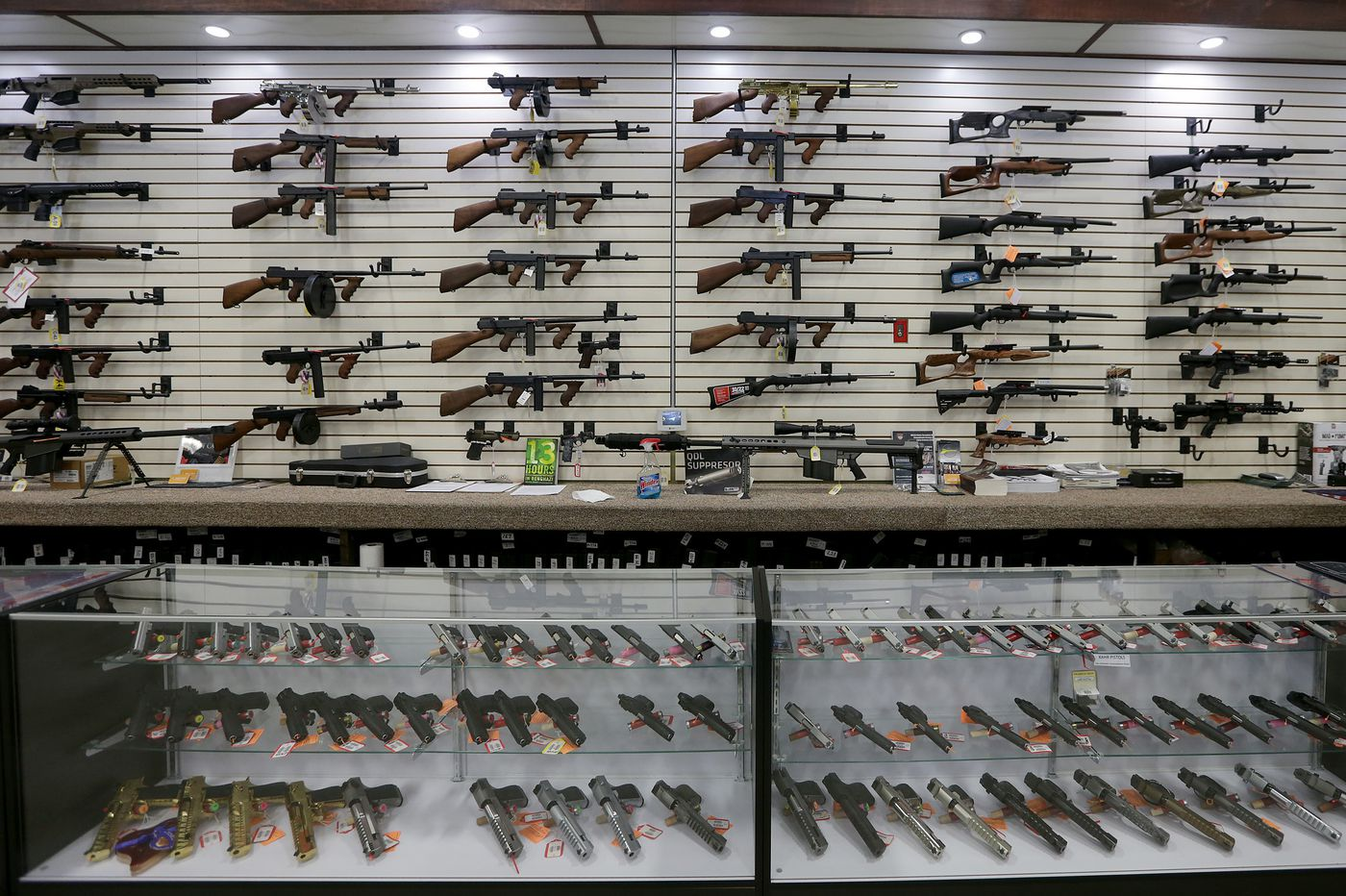 What to know about gun control and safety for the 2018 midterm elections