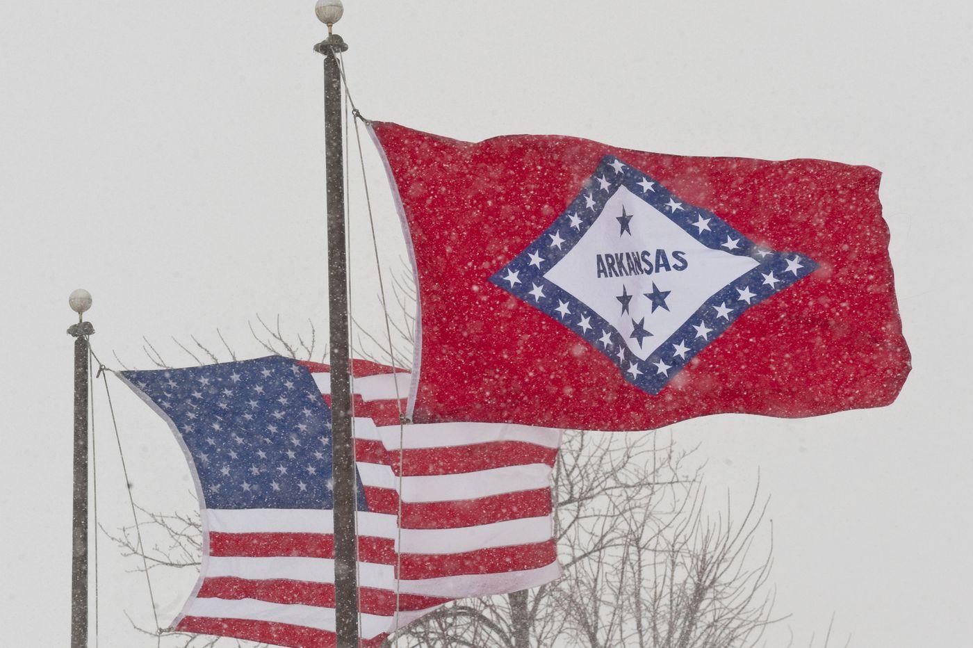 Bid to strip Confederate link from Arkansas flag fails again
