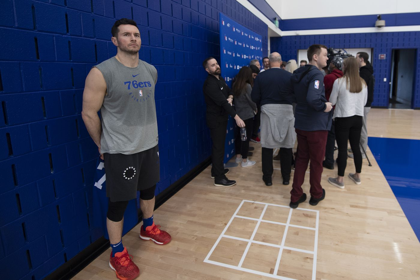 Sixers' JJ Redick to miss second straight game vs. Wizards; Furkan Korkmaz to start