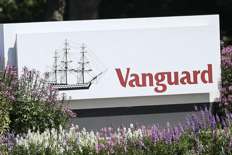 Vanguard in Malvern.