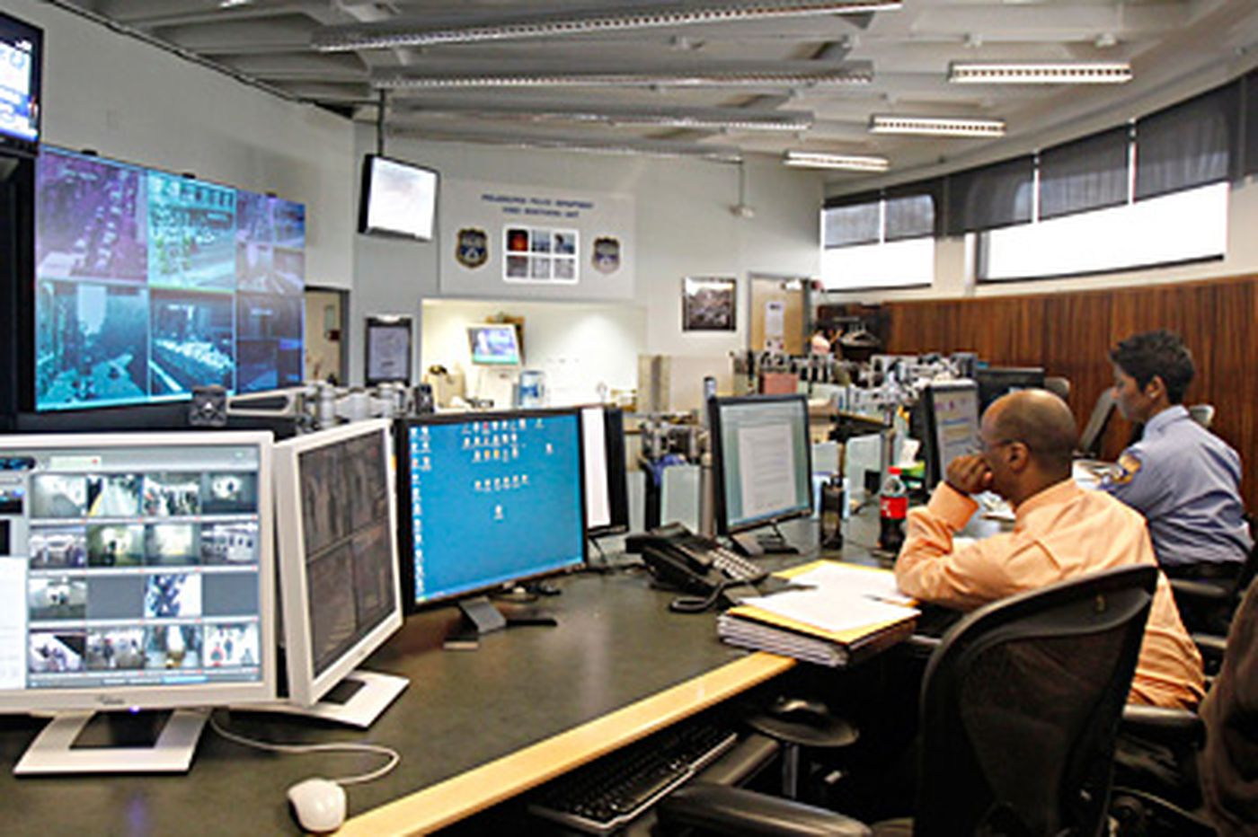 Philadelphia police now have 24-hour real-time surveillance center