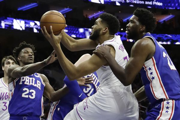 Sixers podcast: Timberwolves' effort explains why Jimmy Butler wanted out