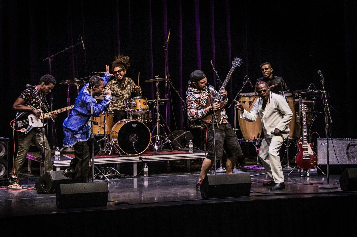 Philly's AfroTaino Productions' fifth annual Nuevofest of alternative Latin artists is even more…. Nuevo