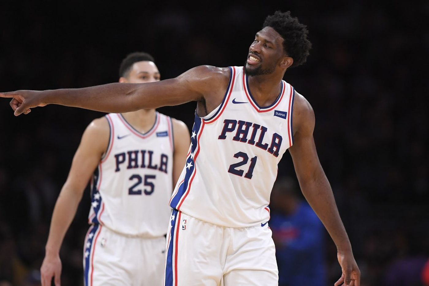 Sixers-Lakers: Can Sixers avoid another letdown?