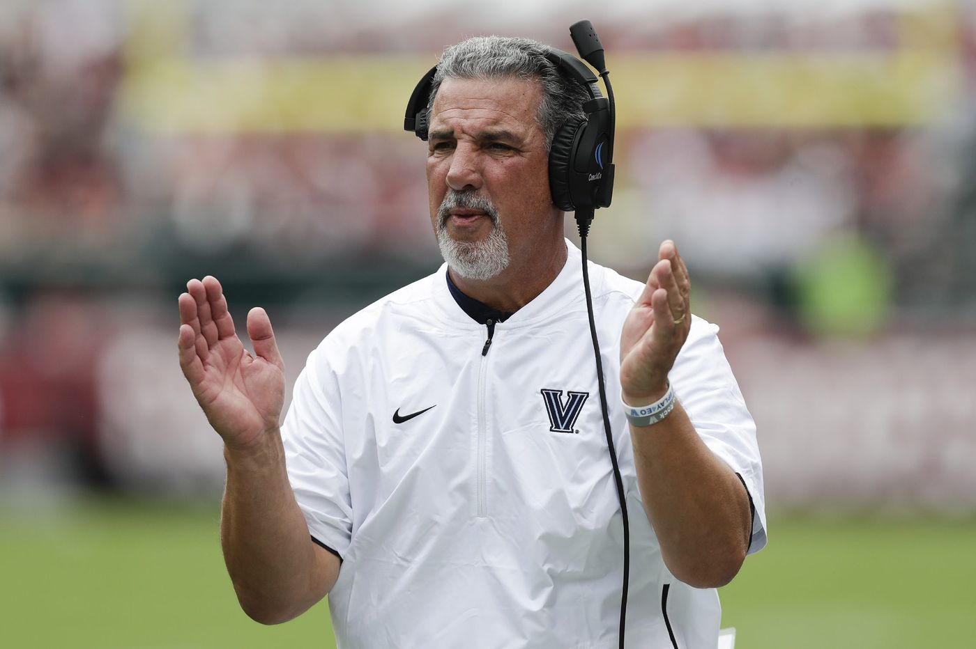 Depleted Villanova gets blown out, 37-0, by James Madison