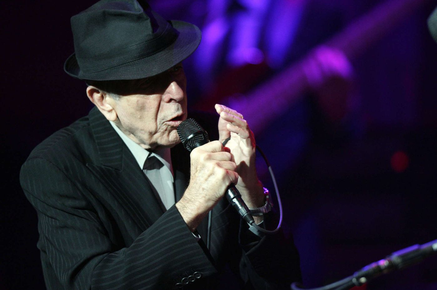 Leonard Cohen at the Academy was one of Philly's best concerts ever