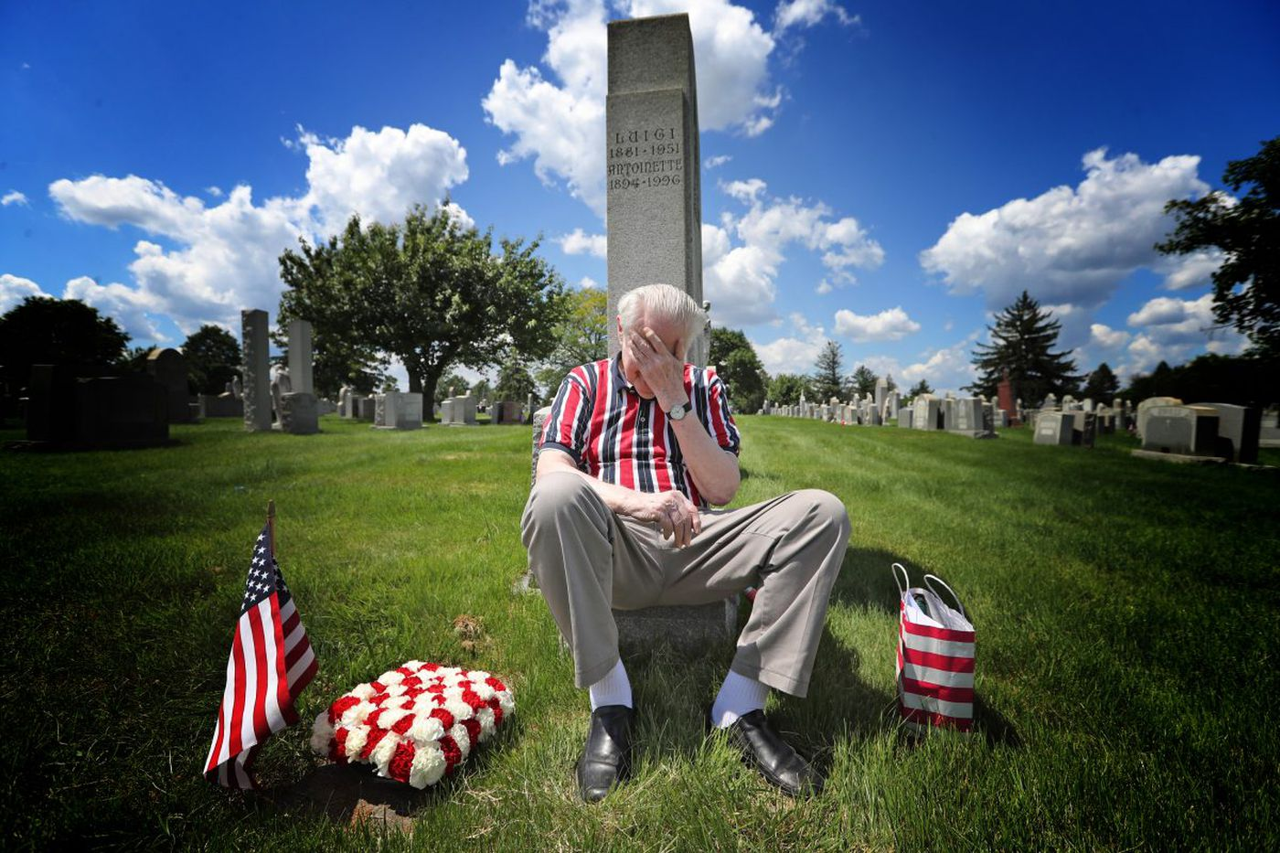A 66-year journey: Korean War vet finally says goodbye to his fallen friend lost 66 years ago