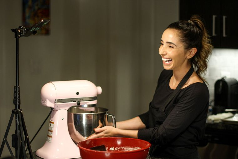 Abby Dahan, the pastry chef known as Stephen Starr's 'secret weapon' launches a baking school