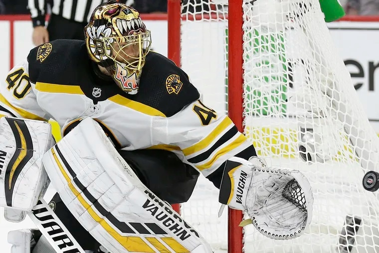 The stellar play of goaltender Tuukka Rask is a big reason the Bruins are favored entering Monday's opening game of the Stanley Cup Finals (8 p.m., NBC).