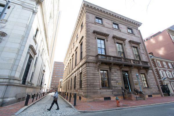 Penn Libraries and venerable Philadelphia Athenaeum form bookish alliance