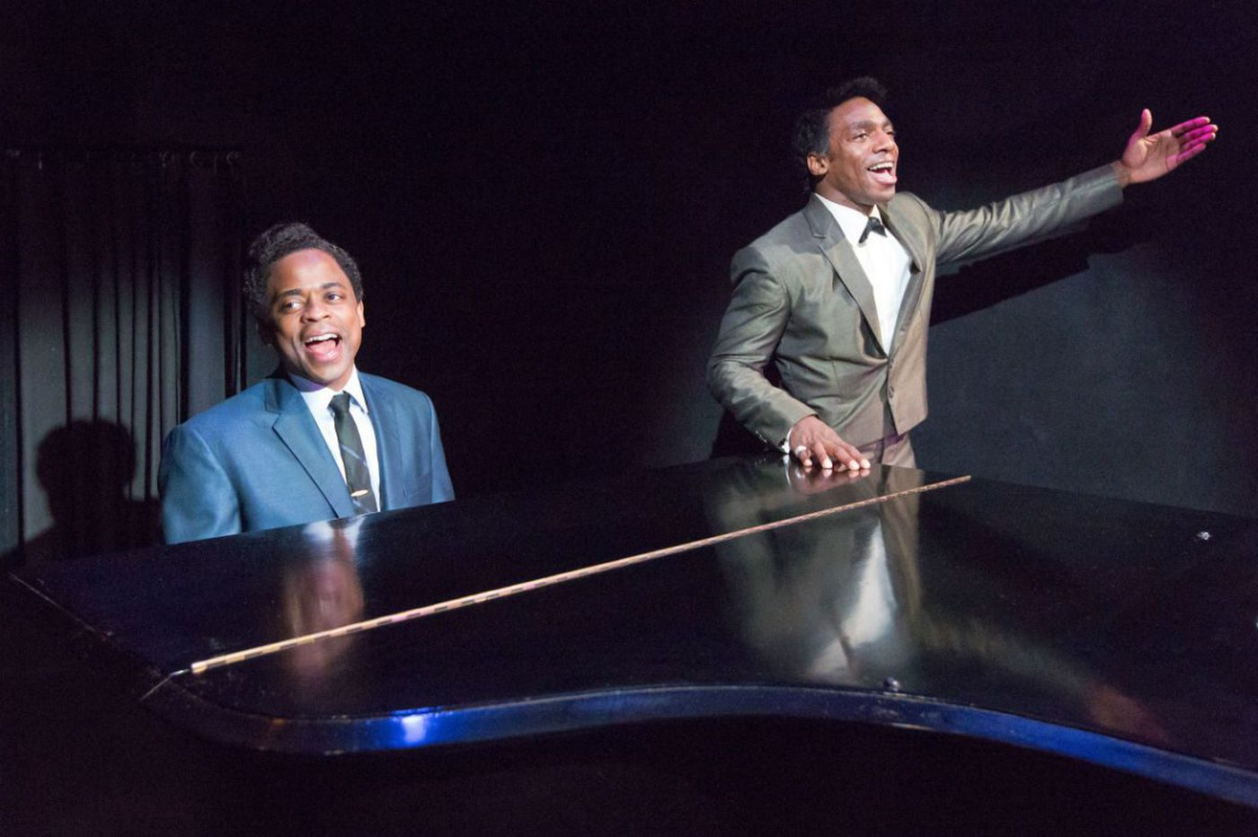 'Lights Out' at People's Light: Dulé Hill in Nat 'King' Cole's agony and ecstasy
