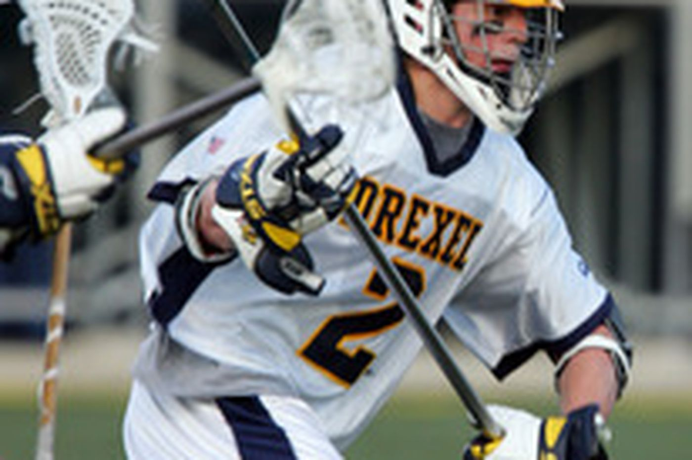 Drexel makes lacrosse a gritty city game