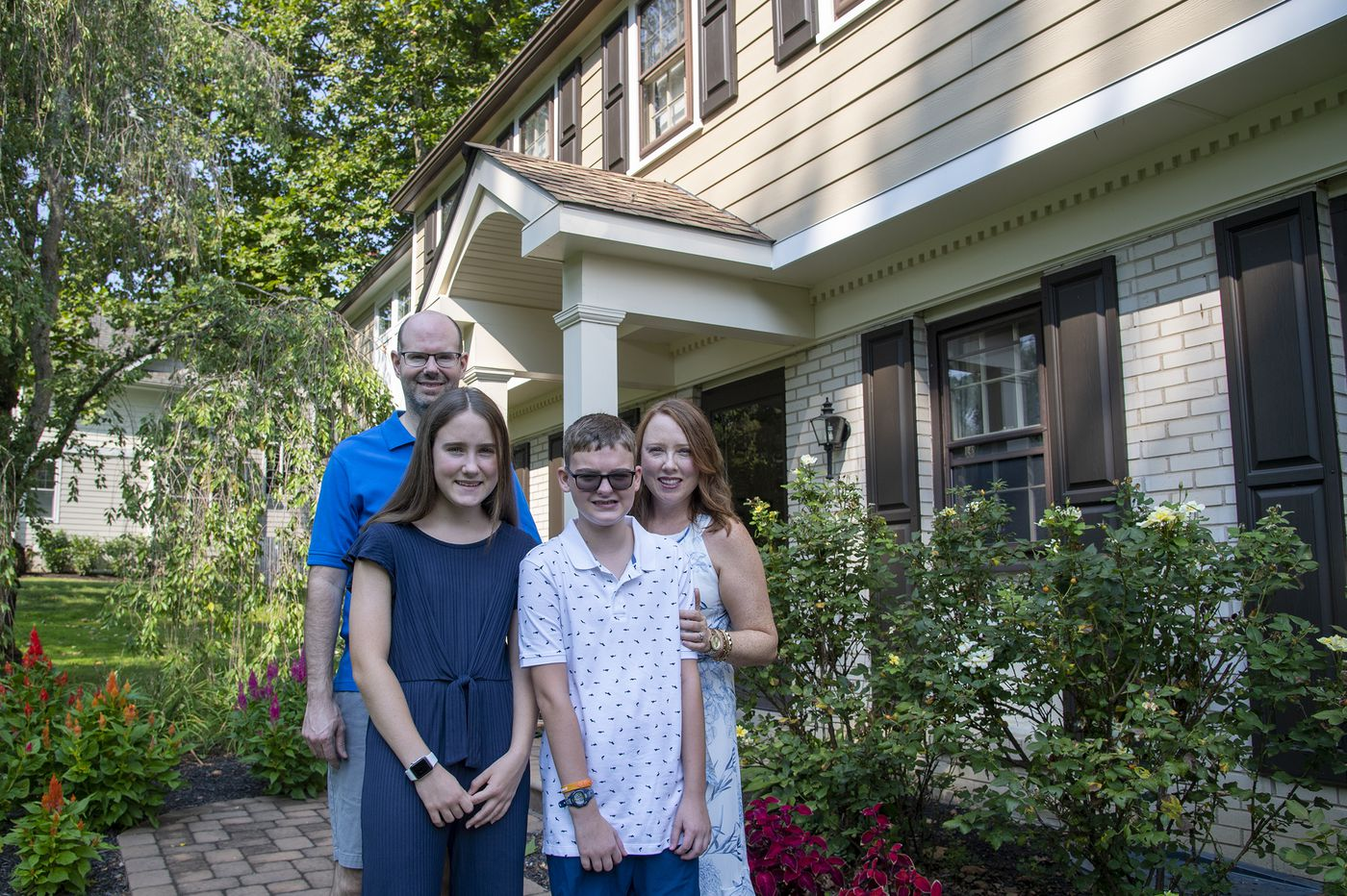A forever family home — after a few tweaks — on the Main Line