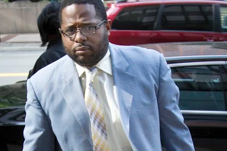 Former Traffic Court Judge Willie Singletary. (ALEJANDRO A. ALVAREZ/STAFF PHOTOGRAPHER)