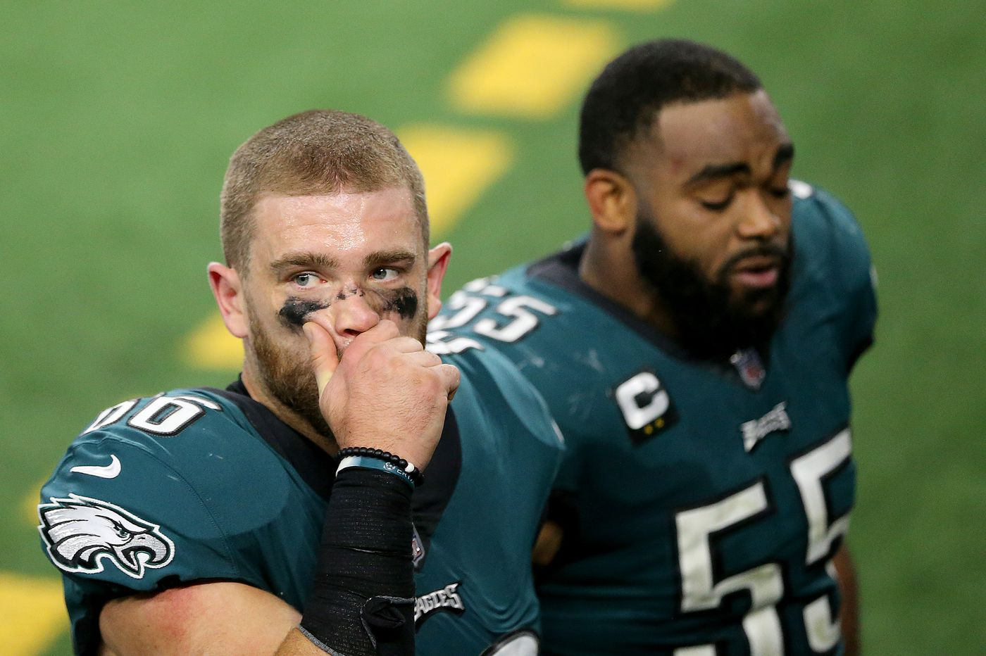 Will the Washington game be Zach Ertz's last with the Eagles? | Jeff McLane