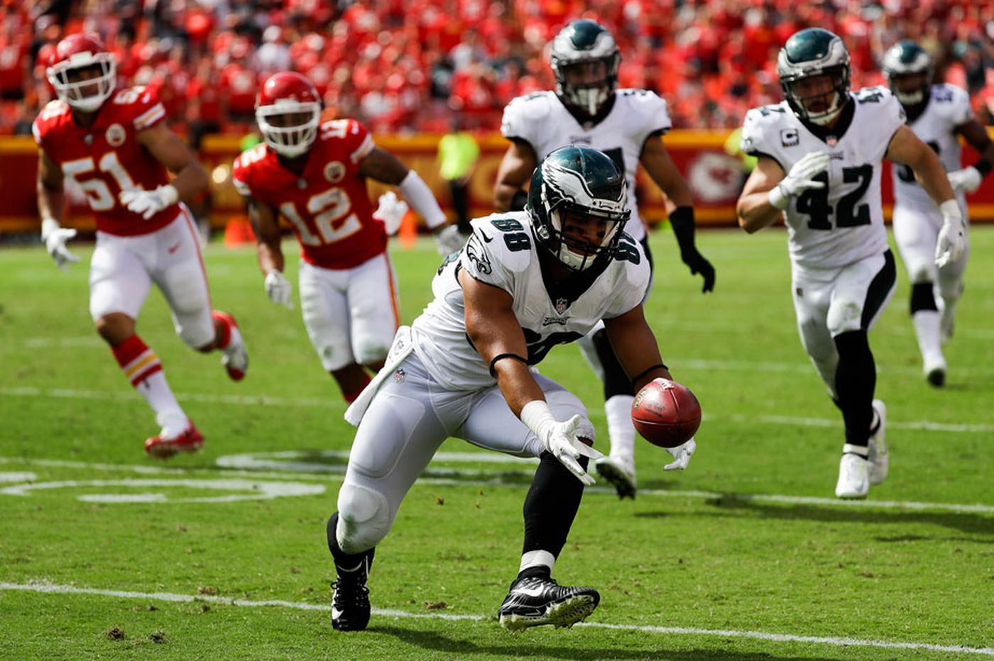 Eagles' onside kick proposal tabled for discussion, but NFL will allow an extra player to return from IR