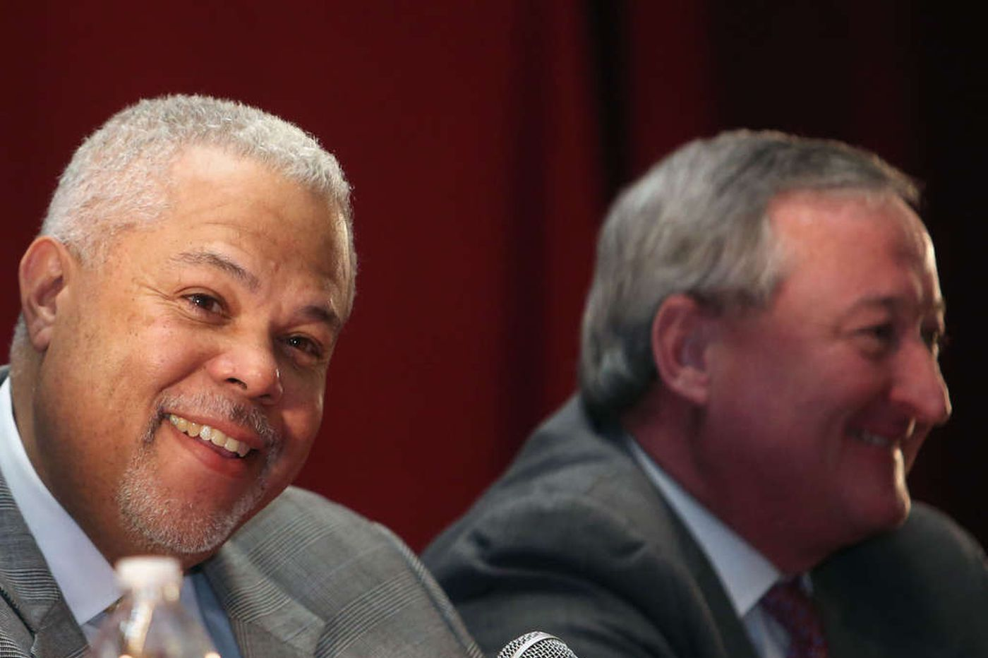 Anthony Williams moves closer to challenging Jim Kenney, using Local 98 ties to taint the Philly mayor | Clout